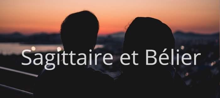 Homme Sagittaire et Femme Bélier : Compatibilité des signes