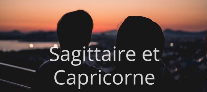 Homme Sagittaire et Femme Capricorne : Compatibilité des signes