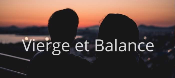 Homme Vierge et Femme Balance: Compatibilité de signes